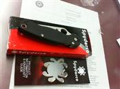 SPYDERCO Pocket Knife CPM S30V